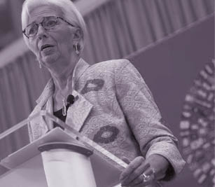 Women follow IMF's Christine Lagarde into top economics jobs